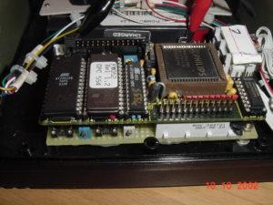 La GPC554 della Grifo.
