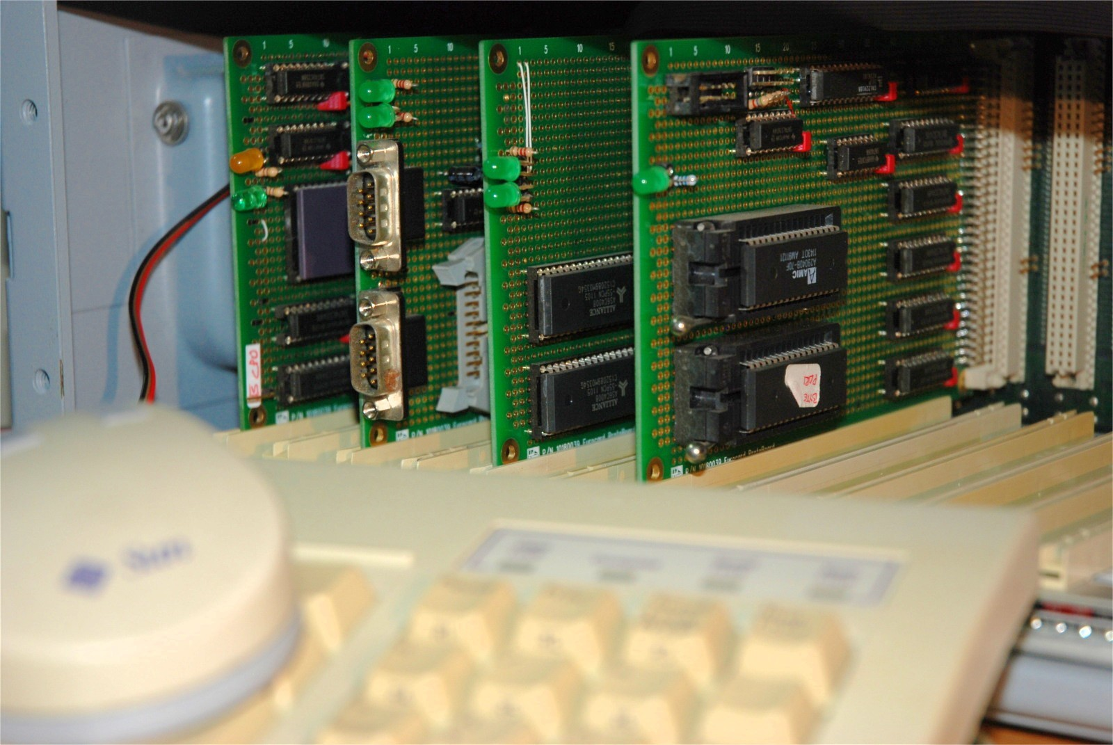 Vista dell'aspetto attuale di Kira computer.